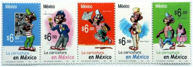 MexicanStamps2005